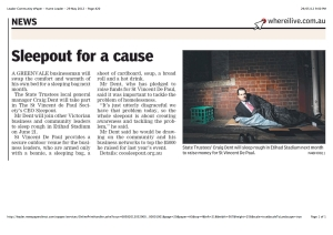 Leader Community ePaper - Hume Leader - 29 May 2012 - Page #20 copy