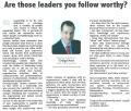 June 2013 Article